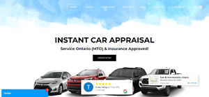 INSTANTCARAPPRAISAL.COM $40 | SERVICE ONTARIO (MTO) APPROVED!