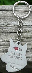 Belgian Sheepdog and Belgian pewter key chains, magnets,key ring Oakville / Halton Region Toronto (GTA) image 2
