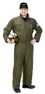 Aeromax Great Quality Armed Forces Pilot Adult Costume - Armed Forces Costumes