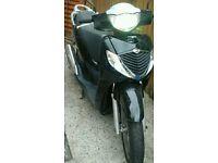 Moped honda sh125i