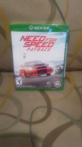 Swap/Trade Xbox One Need For Speed Payback