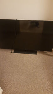 """Samsung 55"""" LED TV for Parts or Repair"""