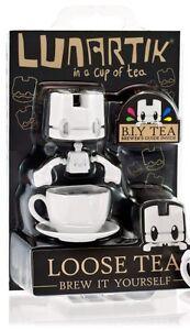 LUNARTIK - Loose Tea DIY or BIY - cup of tea vinyl mini figure 2.5
