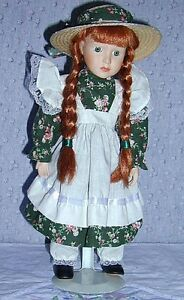 9 Genuine Porcelain Dolls : Clean,SmokeFree : As Shown Cambridge Kitchener Area image 9