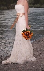 Beautiful Maggie Sottero Wedding Dress