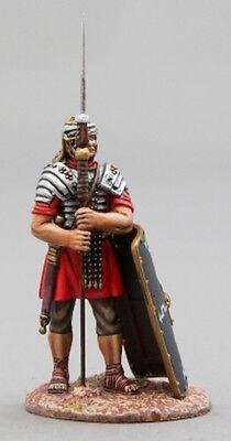 THOMAS GUNN ROMAN EMPIRE ROM013B 30TH LEGIONNAIRE STANDING IN RESERVE BLACK MIB