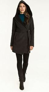 New Fall Jacket Coat - Le Chateau Black / Grey Size M West Island Greater Montréal image 2