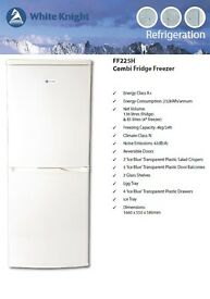 White Knight Fridge Freezer