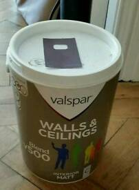 VALSPAR PAINT - walls & ceiling interior blen