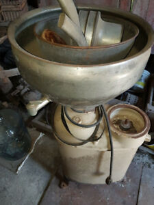 Vintage Electric Cream Separator