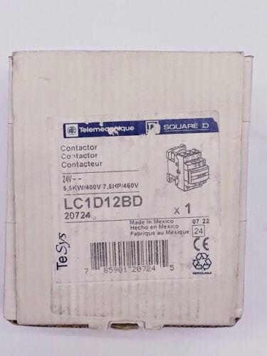 Schneider Electric Telemecanique LC1D12BD Contactor LAD4TBDL