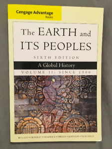 The Earth and Its Peoples 6th Edtion, Volume 11