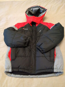 Boys' Grey/Black/Red Size 14-16 Jacket/Coat by Big Chill-NEW!!!