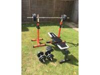 Weightlifting Gym Equipment
