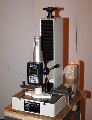 Wilson Rockwell Superficial Scale Hardness Tester 425s Inv.7922