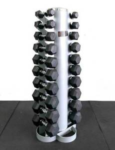 Armortech 10 Pair Dumbbell Tree - Keep Your Workout Area Tidy
