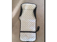Mothercare travel changing mat