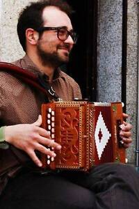 Piano accordion player - Italian Music - squeezebox Reservoir Darebin Area Preview