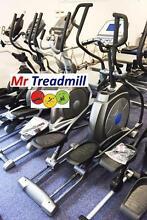 INFINITI E55I Elliptical Cross Trainer | Mr Treadmill Hendra Brisbane North East Preview