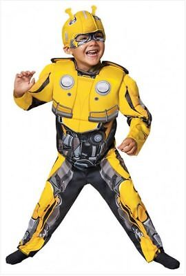 Transformers Bumblebee Movie - Bumblebee Infant/Toddler Costume