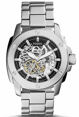 Fossil ME3081 Silver Tone Analog Men's Stainless steel Watch