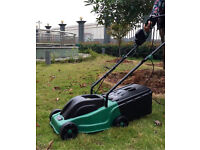 Electric grass cutter machine