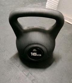 Fitness Kettle Bell 16kg