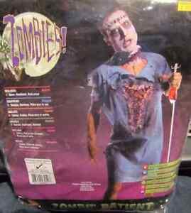 Costume de Patient Zombie neuf encore jamais déballé