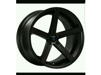 Wanted black alloys