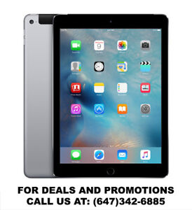 Brand New iPad Pro, iPad Mini 4 & iPad 5 on SALE! Call now!