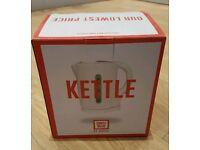 Cordless kettle- BRAND NEW BOX- 1.7 litre
