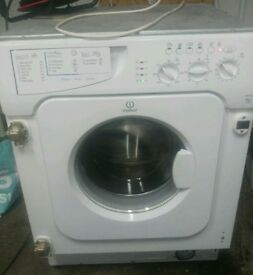 washer machine indesit 6kg