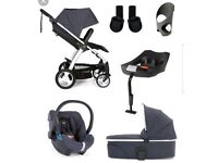 Mamas and Pappas travel system