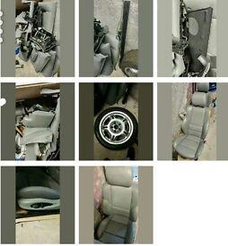 BMW E46 330CI INTERIOR PARTS AND EXTRAS