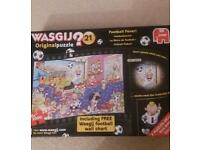 Puzzle - wasgij puzzle/ football