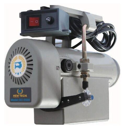 SEWING MACHINE ELECTRIC SERVO MOTOR - ADJUSTABLE SPEED 110 VOLT 550 WATT 3/4 HP