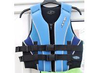 Jobe Combat Lady's Water Ski Vest, Size Small, UK 8/10