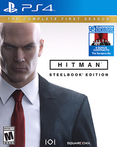 Ps4 hitman steele edition