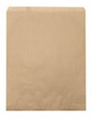 500 Kraft Merchandise Retail Paper Jewelry Gift Bags 5 X 7 Tall