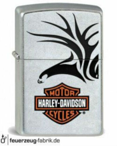 Harley Davidson Tattoo Eagle Zippo Lighter