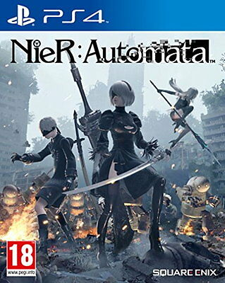 Nier Automata - Standard Edition (PS4)