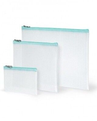 Martha Stewart Home Office With Avery Accessory Pouch - Great For Travel Clear
