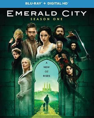 Emerald City  Season One New Blu Ray Disc