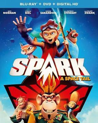 Spark  A Space Tail New Blu Ray Dvd