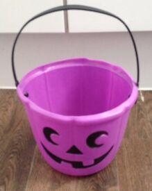 Halloween Sweet Bucket