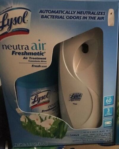 Lysol Neutra Air Freshmatic Automatic Air Freshener Starter