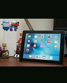 Black ipad 4th gen sim cellular