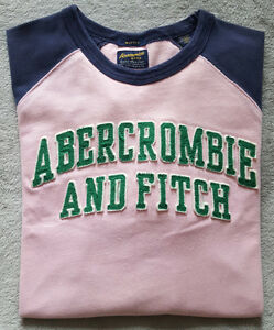 Abercrombie & Fitch Men's Long Sleeve Top (Size: Medium)