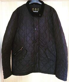 Men's genuine Barbour jacket new