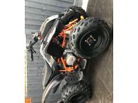 kayo raging bull 125cc quad bike for sale  Lewisham, London